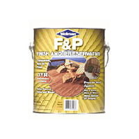 Защитное масляное покрытие Wolman F&P® Finish And Preservative