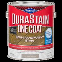 Покрытие колеруемое суперстойкое полупрозрачное для внутренних и наружных работ Wolman DuraStain® Semi-Transparent Stain