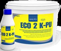 Kiilto Eco 2 K-PU Полиуретановый 2-х компонентный клей для паркета