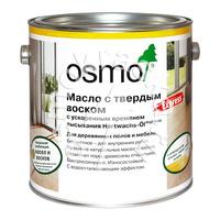 Масло с твердым воском Osmo Express с ускоренным временем высыхания