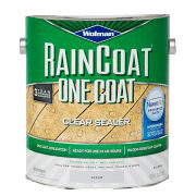 Пропитка защитная водоотталкивающая прозрачная Wolman RainCoat® ONE COAT CLEAR SEALER