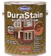 Покрытие суперстойкое кроющее для внутренних и наружных работ Wolman DuraStain® Solid Color Stain