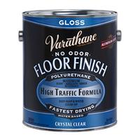 Лак для пола полиуретановый на водной основе Varathane Crystal Clear Floor Finish